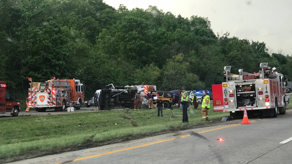 Impaired driver causes I-70 accident | WTOV