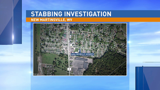 BREAKING: New Martinsville police looking for stabbing