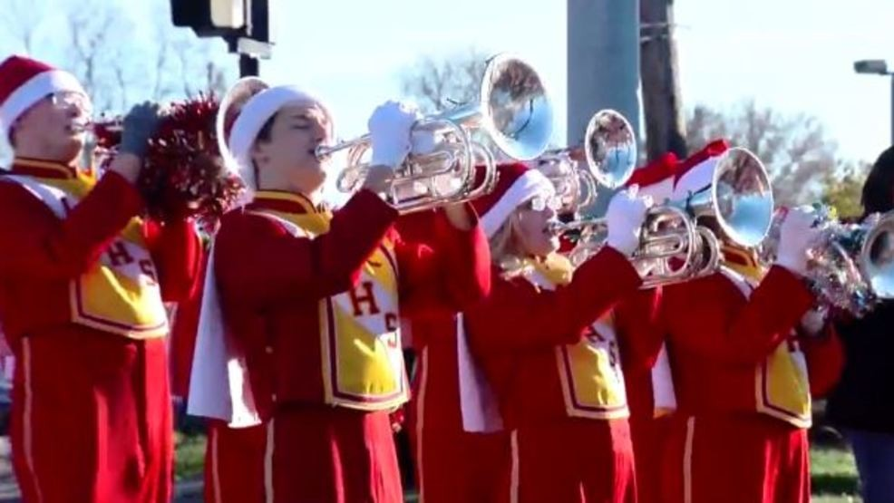 Winterville 2020 Christmas Parade Wintersville rings in holidays with Christmas parade | WTOV