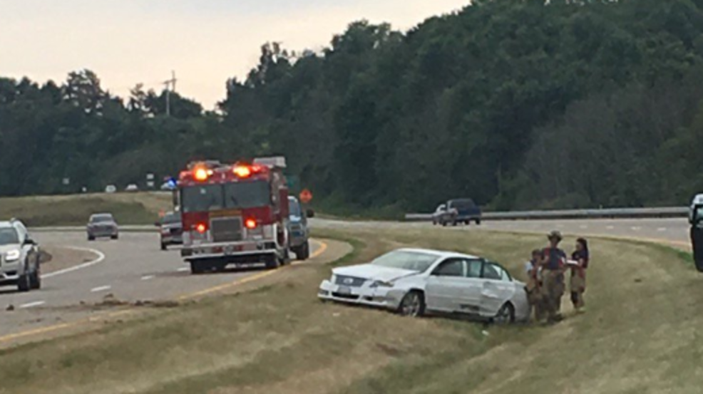 Route 22 accident Friday evening sends two to hospital | WTOV